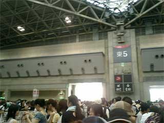 東京ビッグサイト東5ホール
